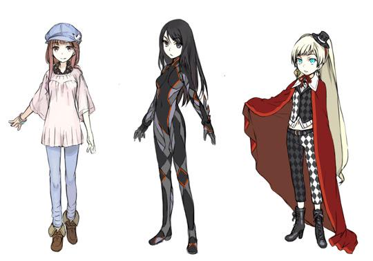 新キャラクター原案発表 -とある...